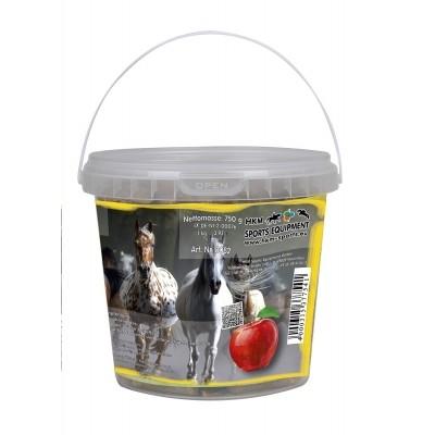HKM paardensnoepjes appel emmer 750gr