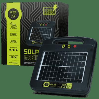 Foto van ZoneGuard solar en batterij 10 km
