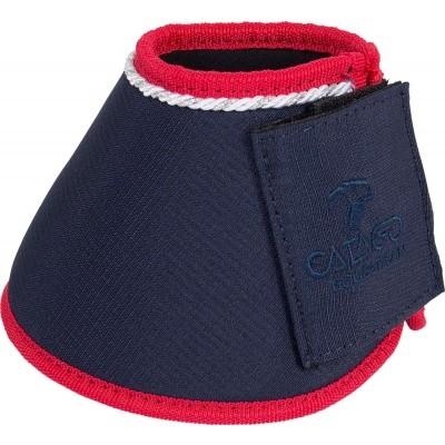 Foto van CATAGO Diamond springschoenen navy/rood/wit 2st