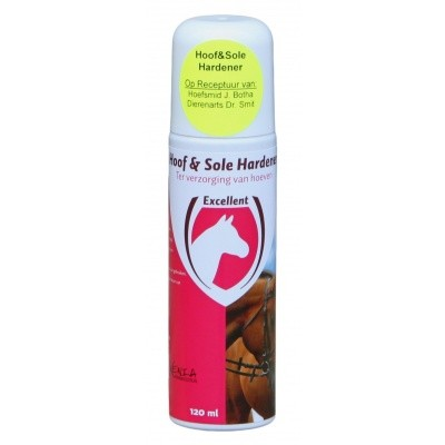 Hoof & Sole Hardener 120 ml