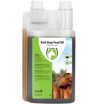 Itch Stop Feed Oil Horse 1 L