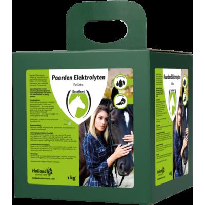 Foto van Horse Electrolytes Pellets 1 kg
