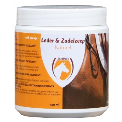 Leather SOAP Glycerin 350 ml