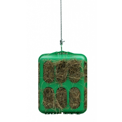 Foto van Hooi Feeder kunststof groen 33x50x60cm
