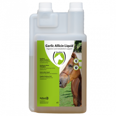 Garlic Allicin Liquid EU (Knoflook vloeibaar) 1L