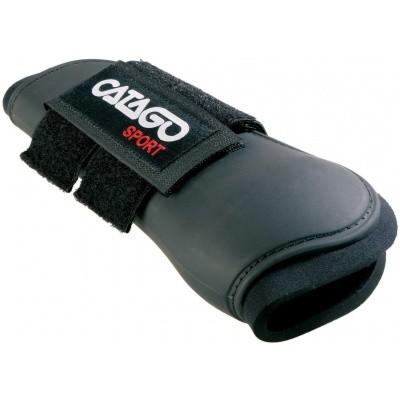 CATAGO Sport peesbeschermer zwart