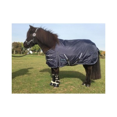 Foto van Harry en Hector pony outdoor waterdichte regendeken 200gram