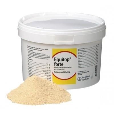 Foto van Equitop Forte 1,5 kg