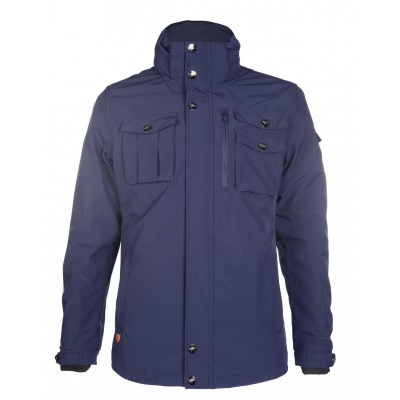 HKM Kingson highland heren softshell jas 3 in 1