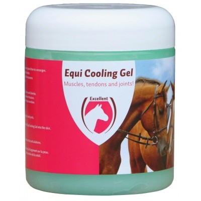 Foto van Equi Cooling Gel 500 ml