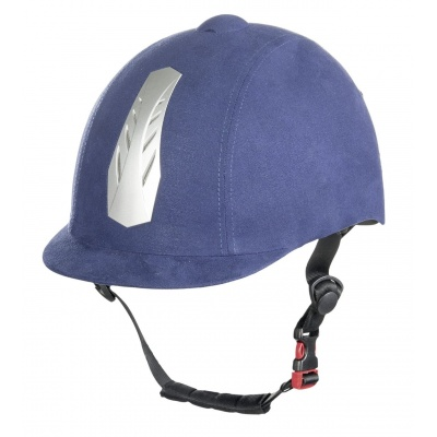 New air stripe cap blauw