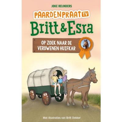 Foto van Paardenpraat TV Britt & Esra verhalen reeks