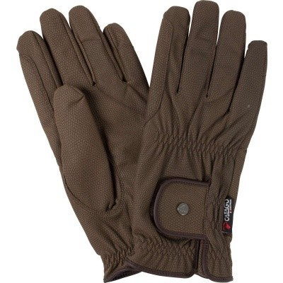 CATAGO Elite Winter rijhandschoenen bruin
