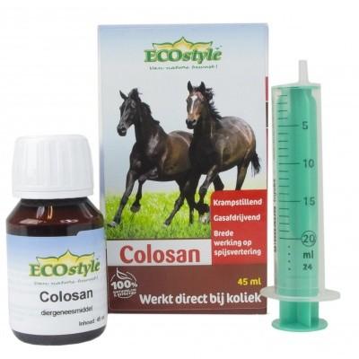 Colosan darmolie REG NL VRIJ 45 ml