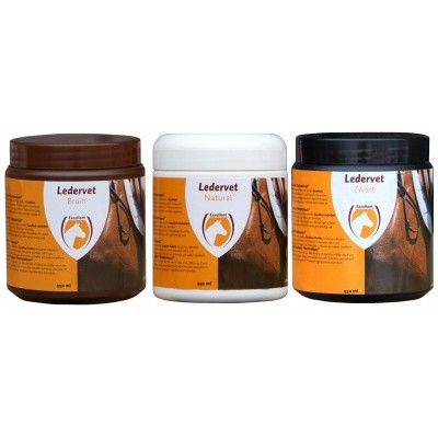 Leather Grease Black 450 ml