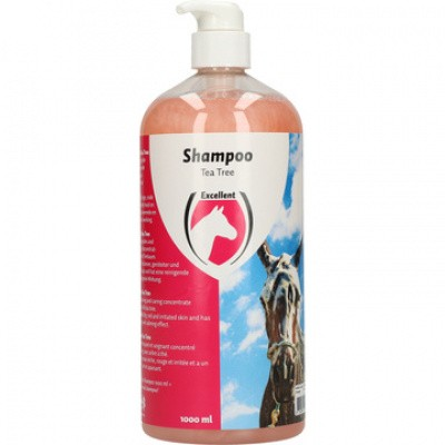Foto van Shampoo Tea Tree Horse 500 ml