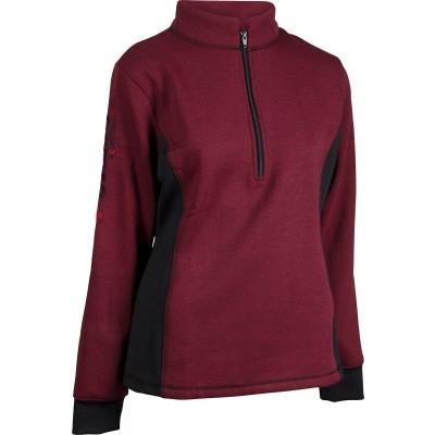 Foto van CATAGO Arctic fleece shirt rood
