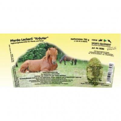 Paardensnoepjes kruidenmaak 750gr