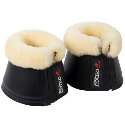 CATAGO Merino springschoenen 2st zwart