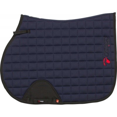 CATAGO FIR-Tech Healing zadelonderlegger navy
