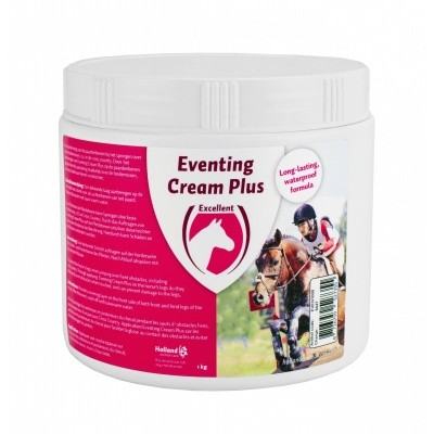 Foto van Eventing Cream Plus