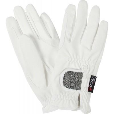 Foto van CATAGO Elite Shine rijhandschoenen wit