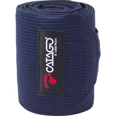 CATAGO fleece/elastic bandages navy 4st