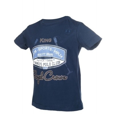 HKM kinder shirt king royaal
