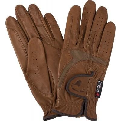 CATAGO Feel leren rijhandschoenen bruin