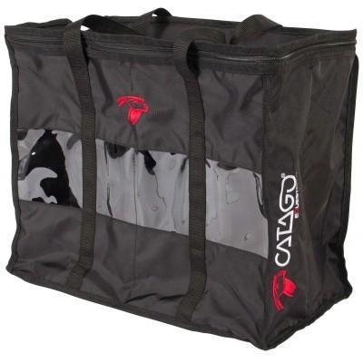 CATAGO bandage tas zwart 43,5 x 37 x 23cm