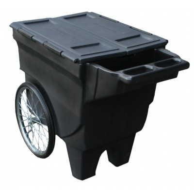 Foto van Sportote Feed Cart Black