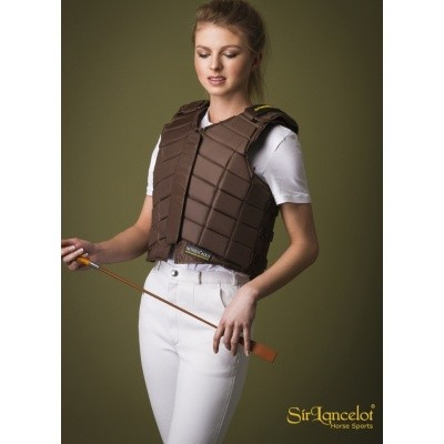 Sir Lancelot Horse Sports 8-Point Fit Bodyprotector