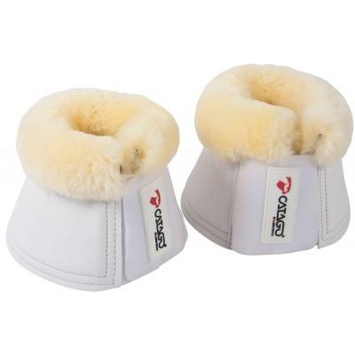 CATAGO Merino springschoenen 2st wit
