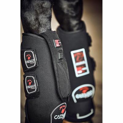 Foto van CATAGO FIR-Tech Healing stal beenbeschermers