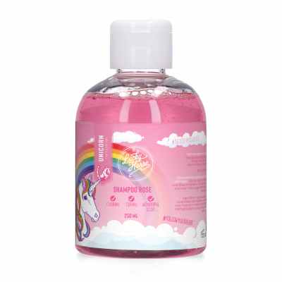 Foto van Lucky Horse Unicorn Shampoo Rose