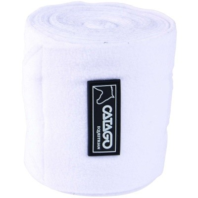 CATAGO Fleece bandages wit 4st