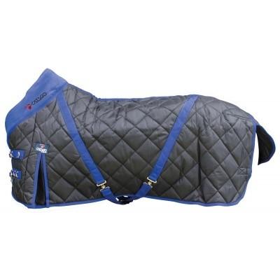 CATAGO staldeken 300gr zwart met blue