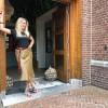 Afbeelding van Set Skirt leopard Style 66293
