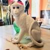 Afbeelding van &Klevering Coinbank Monkey White