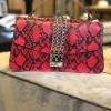 Afbeelding van Guess Prisma Handbag Pg729918 Phyton Rood