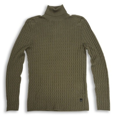 Gabba Rune Roll neck Armygreen