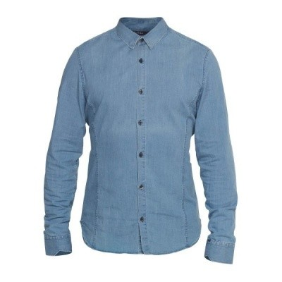 Koll3kt Stalios Shirt Blue Air