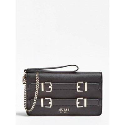 Foto van Guess Clutch Jori Mini Black