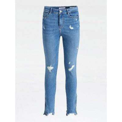 Guess Jeans 1981 Zip Light Blue