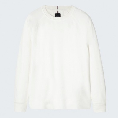 Strellson Oscar-R Sweater Off white