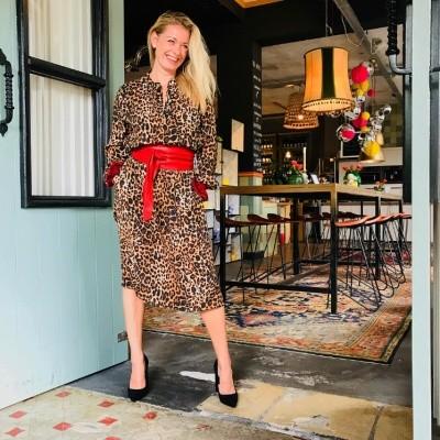 Foto van Set Leopard Dress STYLE 62916