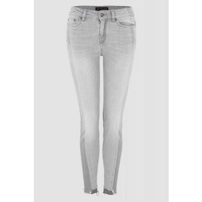 Foto van Drykorn Jeans Need Lightgrey stripe