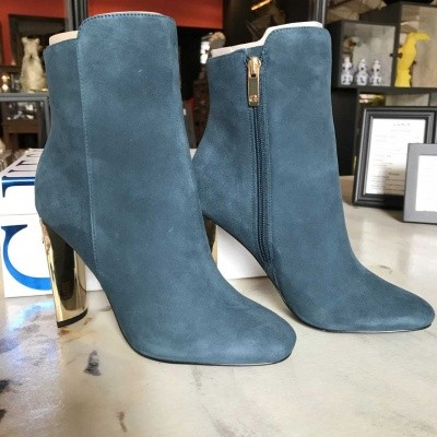 Guess Suede Low Boot