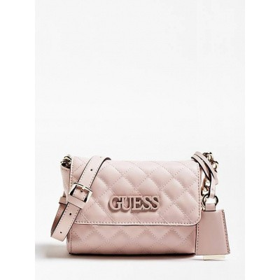 Foto van Guess Cros Body Bag Elliana mini Blush