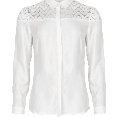 Maria Tailor Bahia Blouse off white